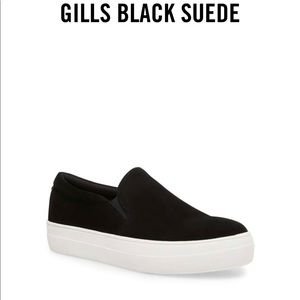 Steve Madden Gills: worn 5 times, great condition